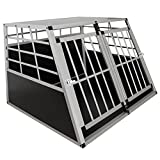 Sam`s Pet Aluminium Hundetransportbox Größe XL