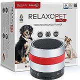 RelaxoPet PRO Tierentspannungs-Trainer | TÜV zertifiziert | Für Hunde | Beruhigung durch Klangwellen | Ideal bei allen Stressoren | Hörbar und unhörbar.