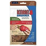KONG – Snacks – Hundesnacks mit Natürlichen Zutaten (Ideal Kautschuk) – Leber – Für Große Hunde