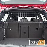 Travall Guard Hundegitter Kompatibel Mit Volkswagen Golf Fließheck (2012-2019) TDG1409 - Maßgeschneidertes Trenngitter in Original Qualität