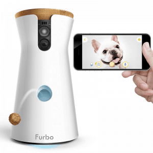 Furbo Hundekamera mit App dogstv